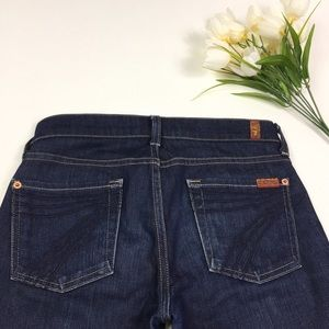 7 For All Mankind Dojo jeans tag25 measures 29x33